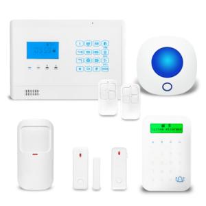 gsm lcd alarm e3 kit2
