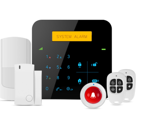 wifi alarm x9 kit