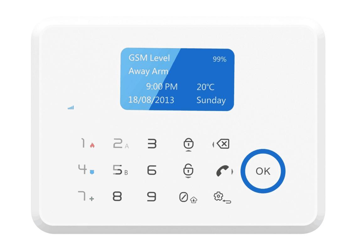 gsm pst alarm g6