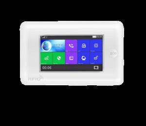 wifi alarm p6 white
