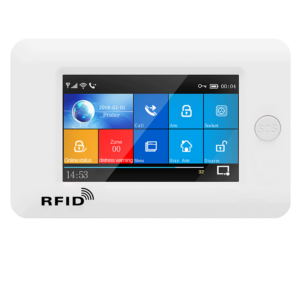wifi alarm p6 white