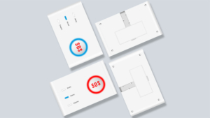 wifi gsm sos alarm x6 3