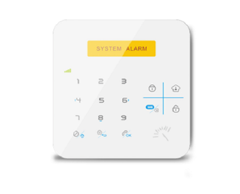 wifi gsm alarm cid protocol alexa rfid