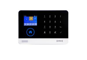 wifi gsm alarm rfid app control