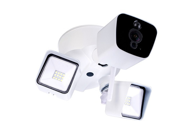 wifi floodlight camcorder