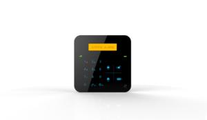 wifi gsm rfid lcd alarm x9