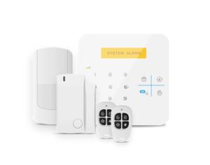 wifi gsm rfid lcd alarm x9 kit