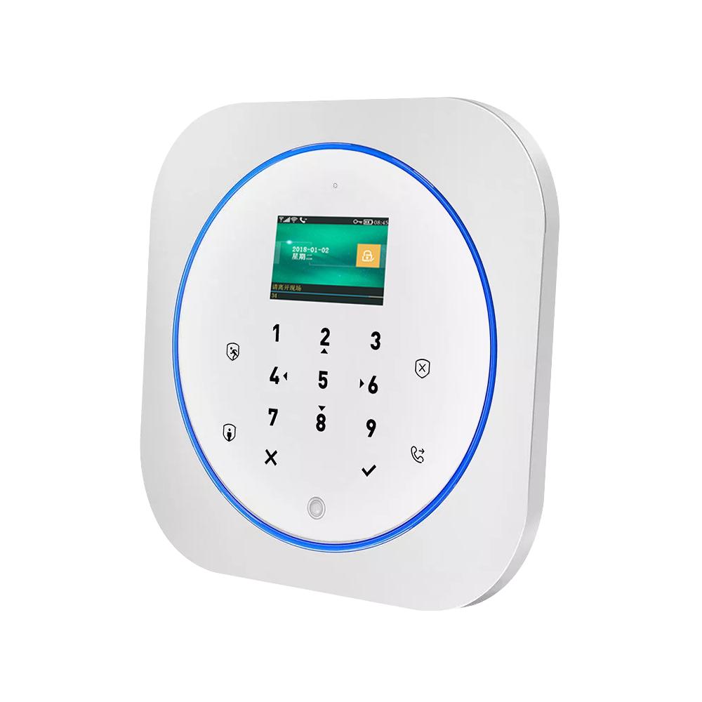 new alarm with tuya compatible